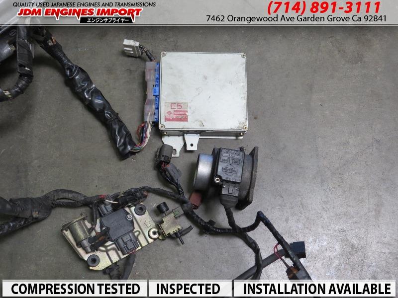 jdm nissan silvia s13 black top sr20det engine 5 speed toyota wiring schematics