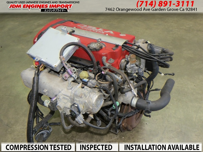 JDM H22A Engine Honda Accord Euro R Prelude 2.2L Type S ...