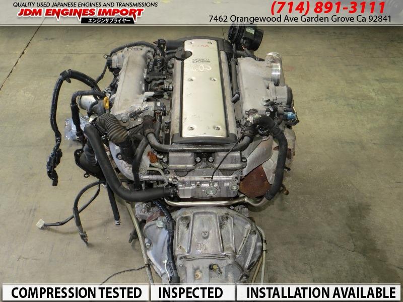 JDM 1JZ-GTE Toyota Engine Turbo 1JZ VVTi Motor ECU Harness ...