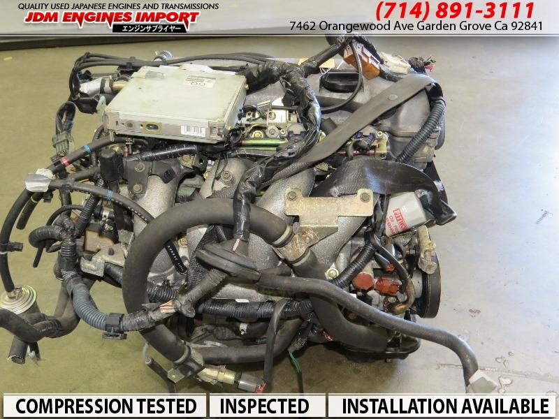 Nissan Garden Grove >> JDM SR20DET NISSAN AVENIR SENTRA TURBO ENGINE JDM SR20 ...