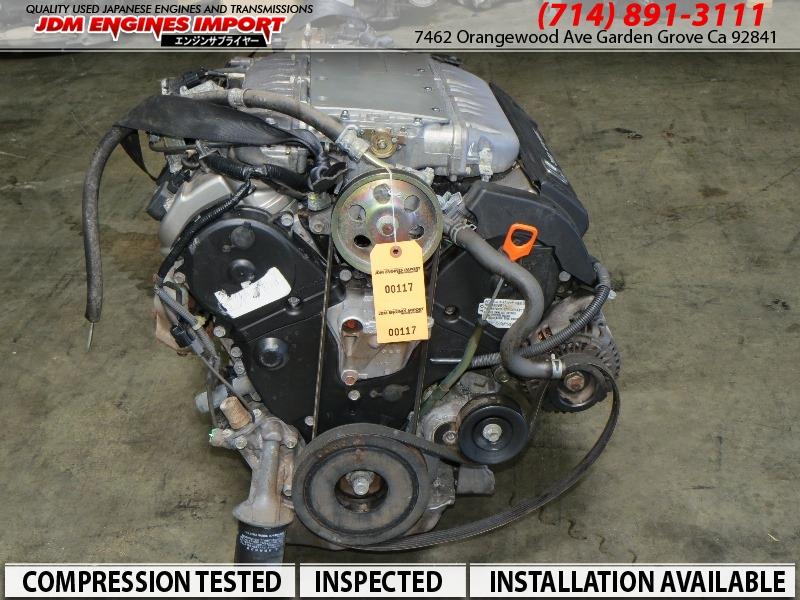 JDM 2000-2001-2002 Accord 97-99 Acura CL V6 3.0 SOCH VTEC ...