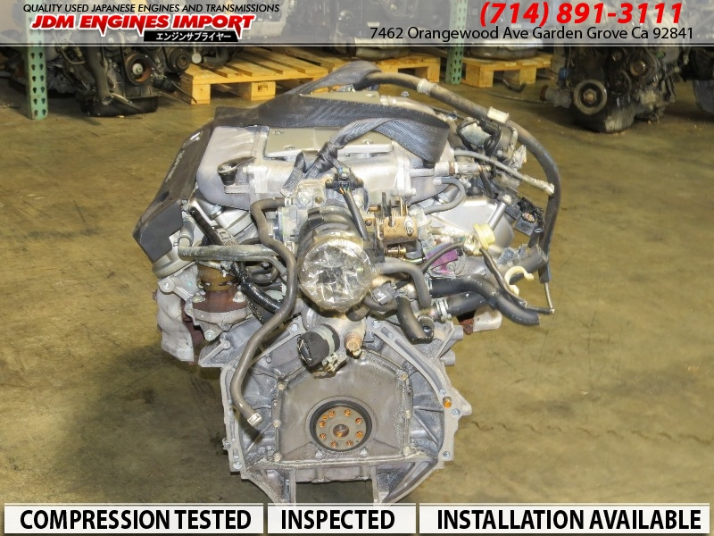 Img on 2000 Honda Accord V6 Motor