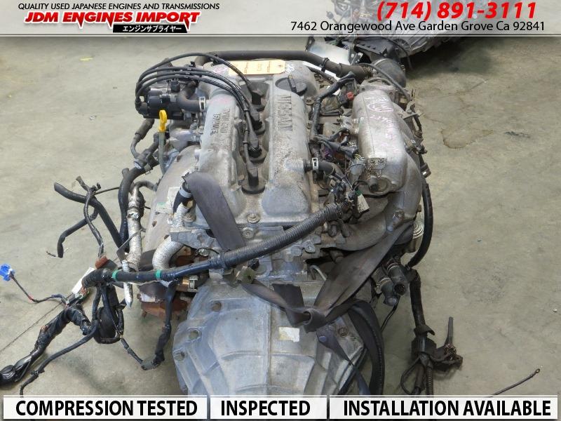 Zip Line Harness >> JDM Nissan SR20 Engine S14 Non Turbo SR20DE 5 Speed ...