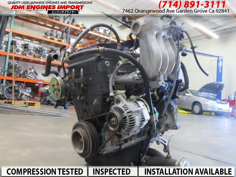 jdm honda bb engine  crv integra  compression motor