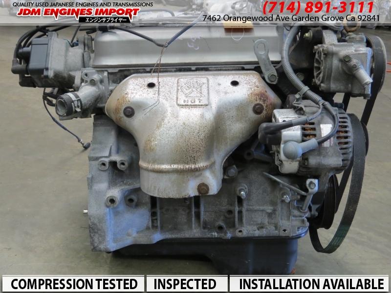 Img on 1994 Honda Accord Exhaust