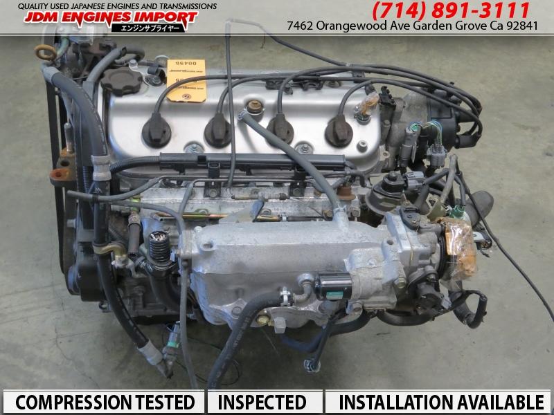 JDM HONDA F22B ENGINE 94-97 ACCORD 2.2L SOHC EX DX