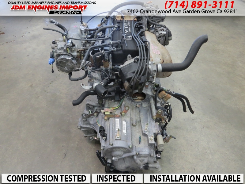 honda accord fa     cylinder engine automatic transmission fa vtec motor