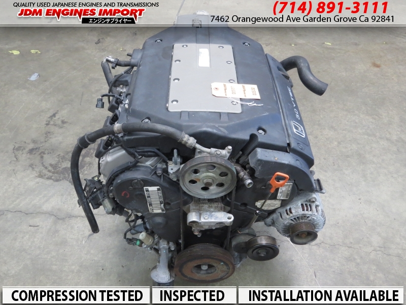 jdm   honda accord   acura cl   sohc vtec engine ja coil type