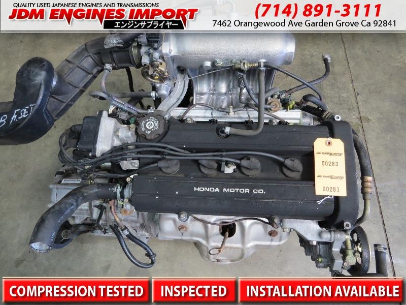 Jdm B20b Honda Crv Acura Integra Ls Engine High Compression