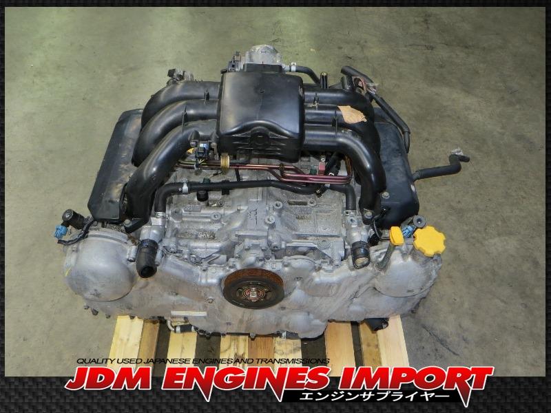 jdm 03 09 subaru legacy outback 3 0r ez30 engine lancaster h6 3 0l v6 motor. Black Bedroom Furniture Sets. Home Design Ideas