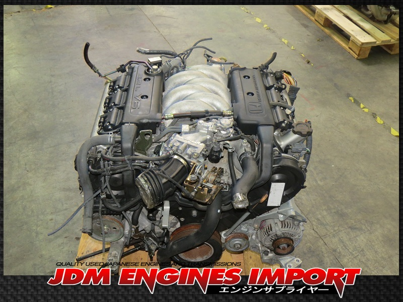 ACURA LEGEND L V MOTOR W AUTO TRANSMISSION JDM CA ENGINE - Acura legend transmission