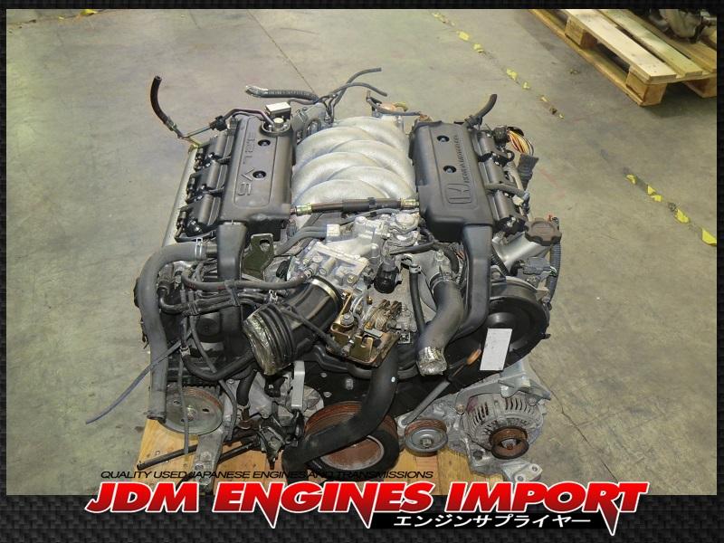 ACURA LEGEND L V MOTOR W AUTO TRANSMISSION JDM CA ENGINE - Acura legend transmission