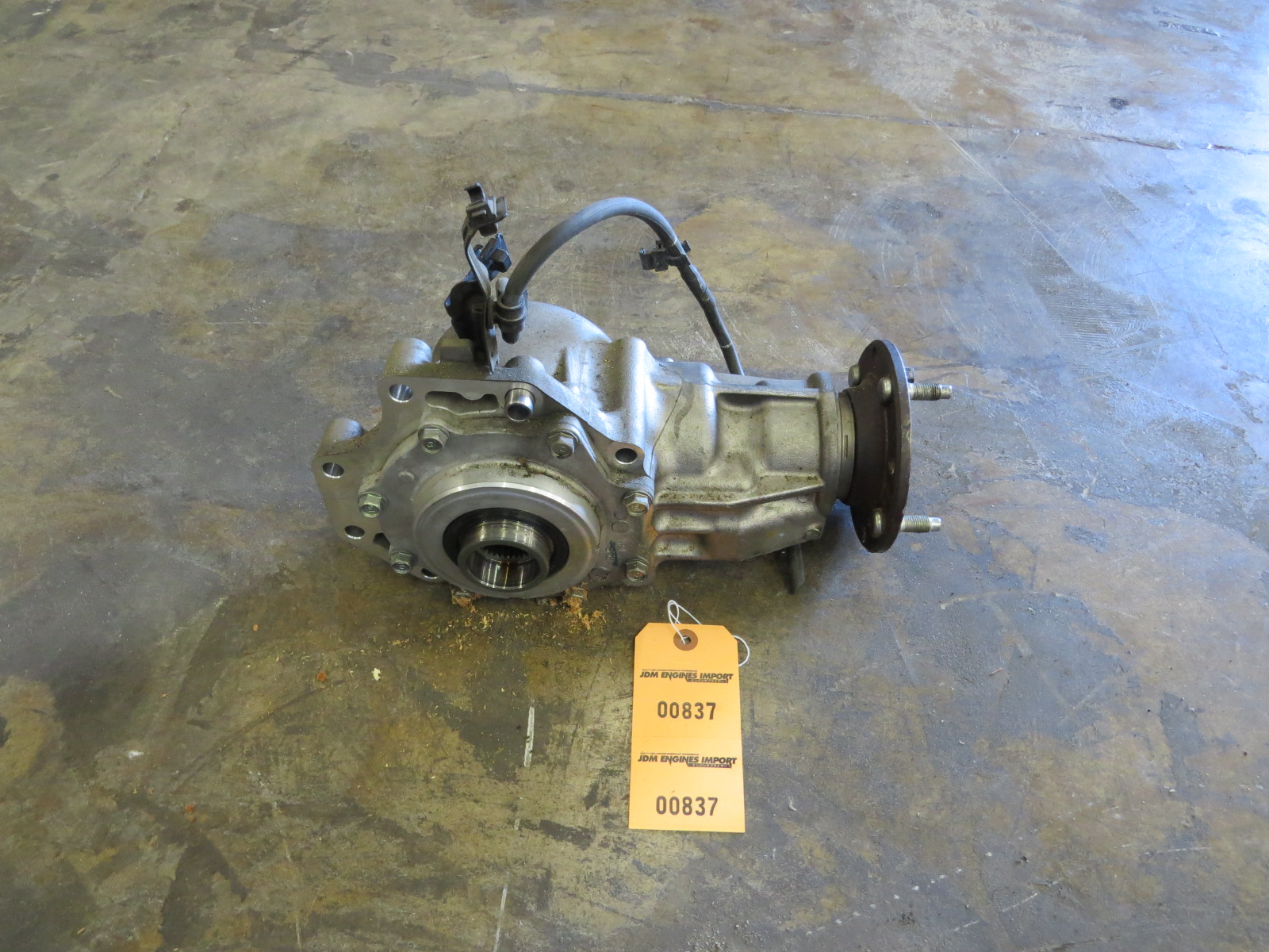 2005 2006 2007 2008 Acura Rl 3 5l Oem Front Transfer Case Diff