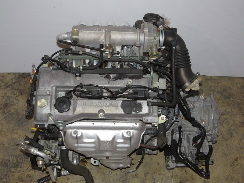 Mazda Protege Zl De 1 5l Jdm Dohc Engine Long Block
