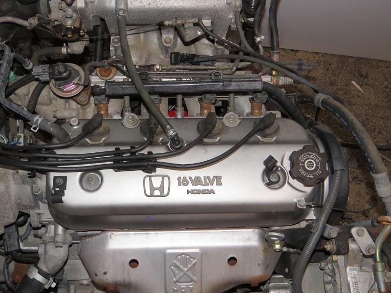 94 97 Honda Accord Lx 2 2l Sohc Non Vtec Engine Jdm F22b Motor