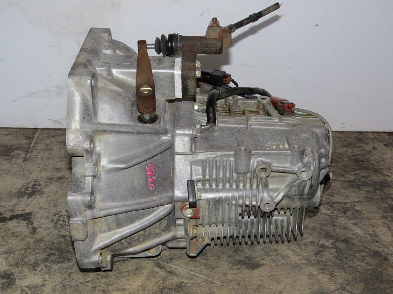 Jdm Sr20 Ve Fwd Transmission Sr20 Front Wheel Drive 5 Speed Sr20det