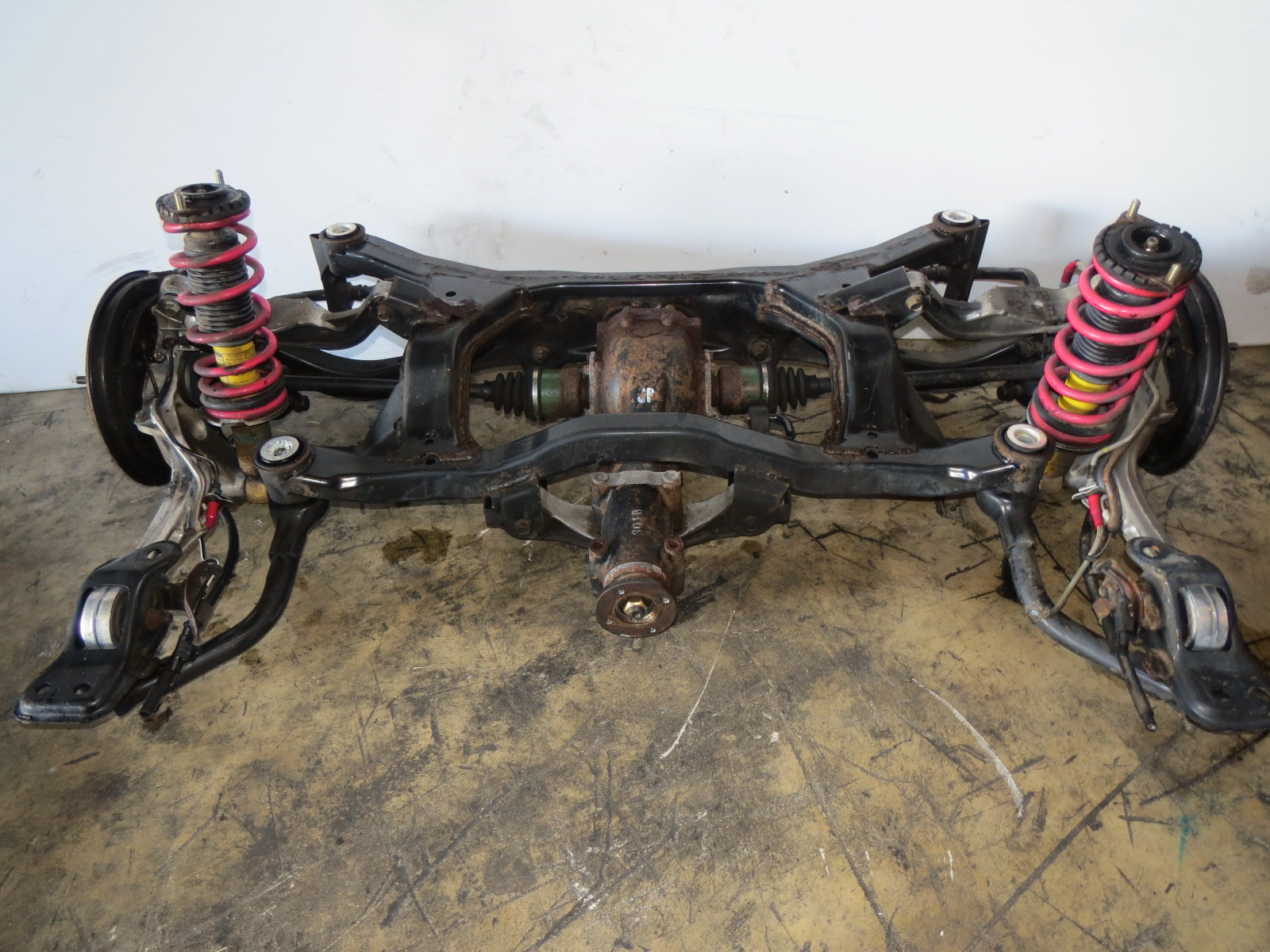 Jdm Subaru Wrx Differential Axels Suspensions Sub Frame Ej20t